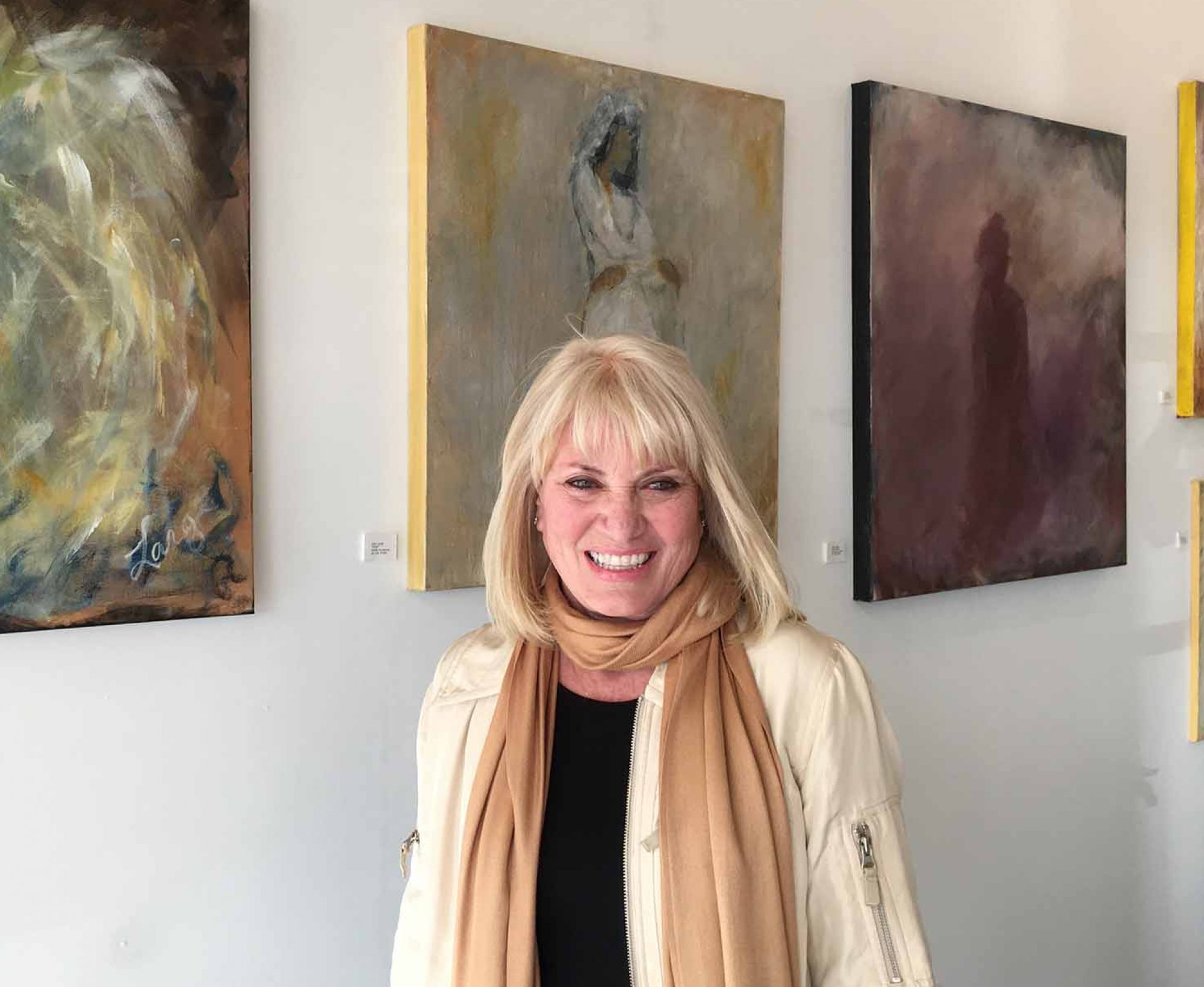 Judy Lange Art